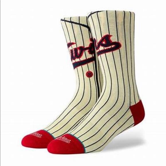 Stance Minnesota Twins Socks